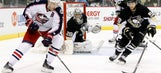 Blue Jackets prepare to take on red-hot Penguins