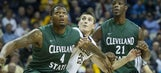 Cleveland State's streak ends with a thud
