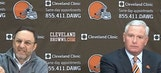 Jimmy Haslam says the Browns aren't run by The Three Stooges (Video)