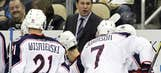 Blue Jackets extend head coach Todd Richards