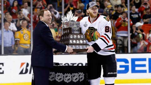 Breaking down the Conn Smythe field