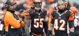 Bengals' playoff failure extended with 27-10 loss
