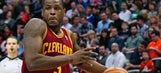 Watch as Dion Waiters throws the hammer down in OT