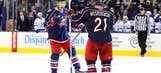 Blue Jackets carry hot streak into Buffalo