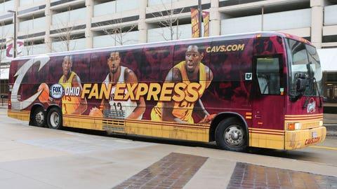 Cavs Express