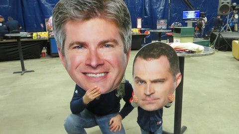 Jay and Dan at Tribe Fest