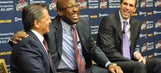 Cleveland Cavaliers fire GM Grant
