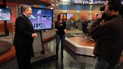 Sara on WKYC