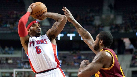Worst of 2013: Josh Smith, SF, Pistons