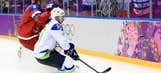 Team Russia beats Slovenia 5-2 in their Sochi Olympics opener