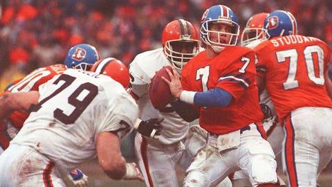 1986 AFC Championship game: Broncos 23, Browns 20 (OT)