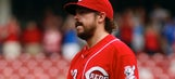 Reds send reliever Sam LeCure to minors in final moves