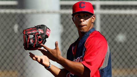 Cleveland Indians prospect rankings