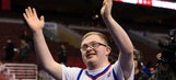 Kevin Grow's, high schooler with Down syndrome, gets night with Sixers