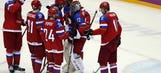 Is Team Russia an All-Star team or just a team?