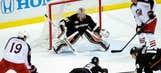 Frederik Andersen to start in goal for Ducks in Game 1 vs. Stars