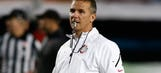 With Buckeyes struggling, all eyes are on Meyer