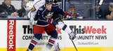 Jackets deal Nikitin for fifth-round pick