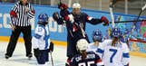 Cleveland's Kelli Stack scores in Team USA's women's hockey win