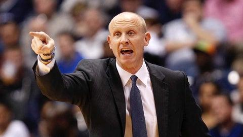Chris Mack (Xavier head coach)