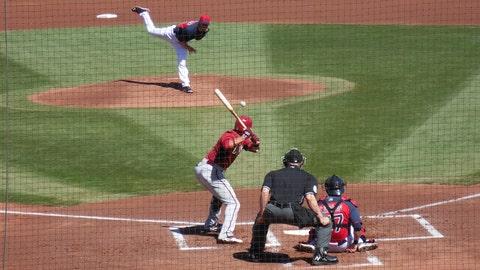 Cleveland Indians spring training