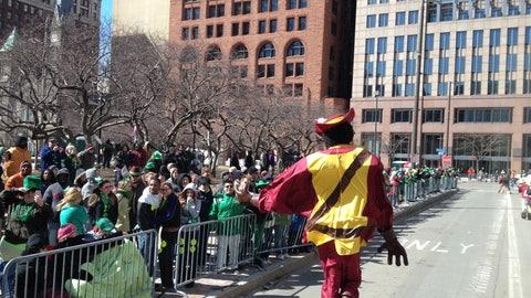 Cleveland's St. Patrick's Day Parade