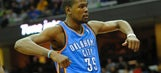 Durant's 35 leads Thunder over Cavs
