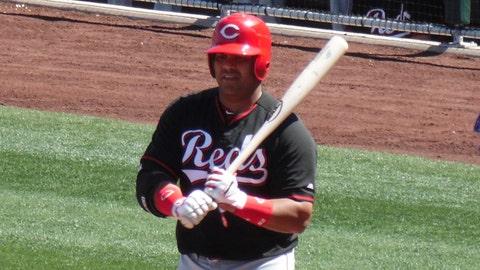 Cincinnati Reds spring training