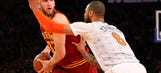 Jack, Cavs snap Knicks' 8-game win streak