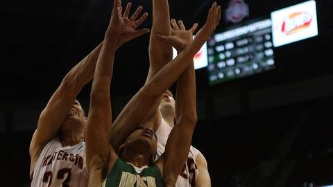 Division III boys basketball