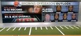 Watch: Browns offseason outlook (Video)