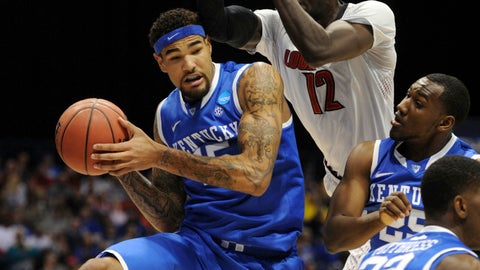 Willie Cauley-Stein, junior C, Kentucky