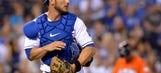 Indians sign Kottaras, Lowe to minor league deals