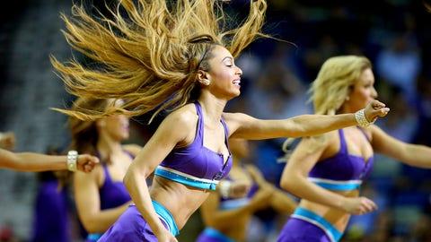 Hornets Dancers