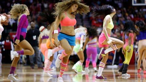 Rockets Dancers