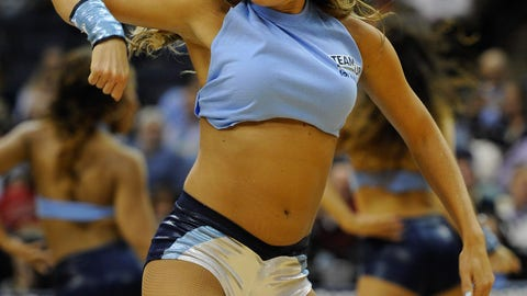 Grizzlies Dancers