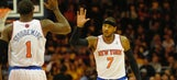 Knicks star says he's been told Jackson will join team in front-office role