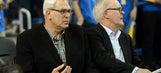 Report: Knicks close to landing Phil Jackson