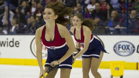 CBJ Ice Girls