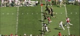 Doran Grant wins Ohio State's fastest student race