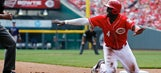Reds offense continues to press, come up empty