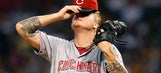 Frustration builds as Latos has setback