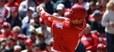 Joey Votto on fire after move to two hole
