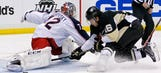 Blue Jackets look to even things up with Pittsburgh in Game 2