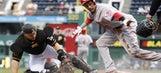 MLB adjusts plate-blocking rule on force plays