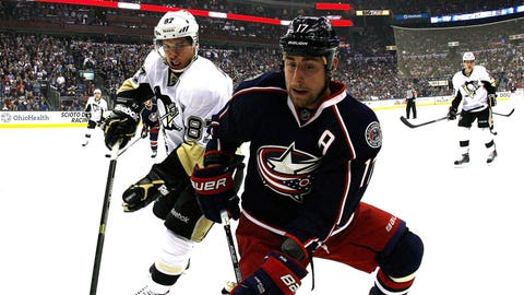 Blue Jackets go toe-to-toe with Pens in playoffs