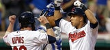 Indians head west for interleague play