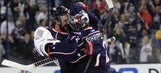 Richards praises fans' impact on CBJ's epic Game 4 comeback