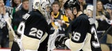 Penguins flip script, take charge of series