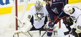 Penguins hold, as Blue Jackets make it interesting